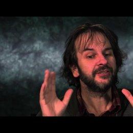 Peter Jackson über die Figur Struppi - OV-Interview Poster