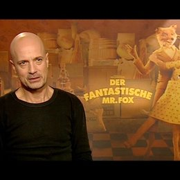 Christian Berkel über George Clooney als Mr Fox Originalstimme - Interview