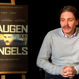 Daniel Bruehl - Thomas - über die Zusammenarbeit mit Michael Winterbottom - Interview