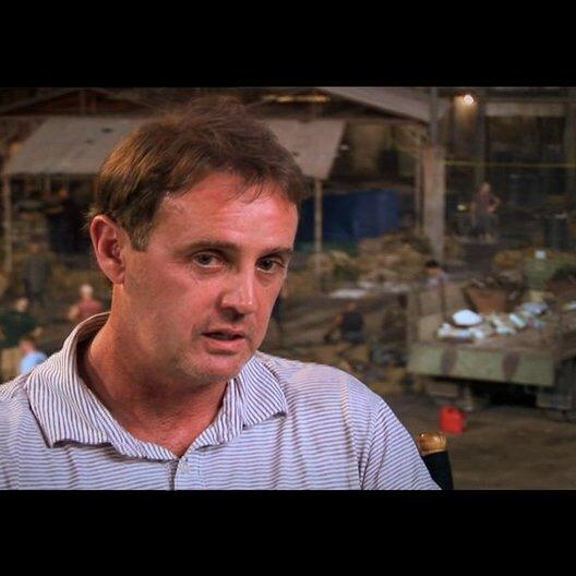 Kevin King Templeton über die Filme von Stallone - OV-Interview