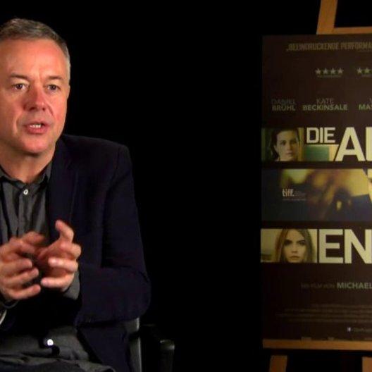 Michael Winterbottom - Regie - über die eigentliche Story des Films - OV-Interview