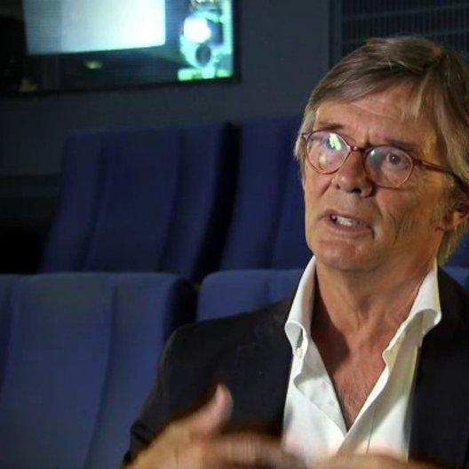 bille august über die Dramaturgie des Films - OV-Interview