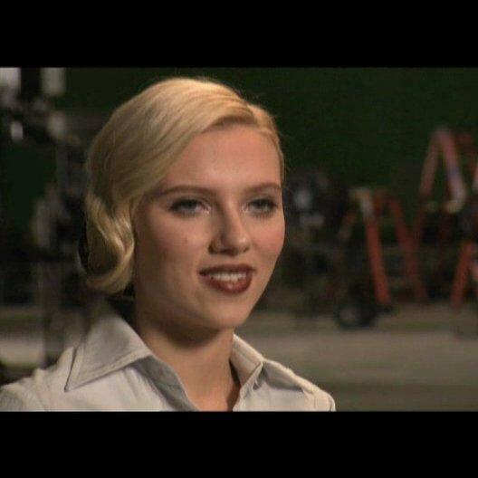 """Scarlett Johansson - """"Silken Floss"""" über ihre Szenen mit Samuel L. Jackson - Interview"""