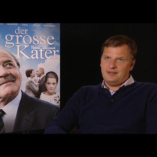 Dietmar Guentsche / Produzent -ueber die Besetzung - Interview