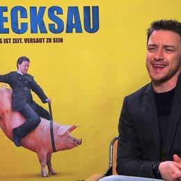 James McAvoy über den manipulativen Charakter von Bruce - OV-Interview Poster