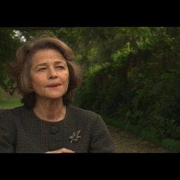 Charlotte Rampling über den Stil des Films - OV-Interview