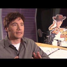 MICHAEL BULLY HERBIG / Woody über Disney und Synchronisieren - Interview Poster