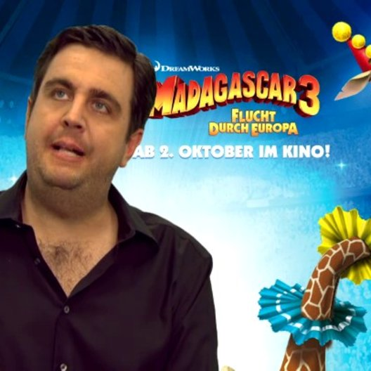 Bastian Pastewka - Melman - über den Spass am Vertonen - Interview