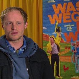 Florian Brückner (Lukas Baumgarten) über Christian Lerch als seinen Chef und als Regisseur - Interview