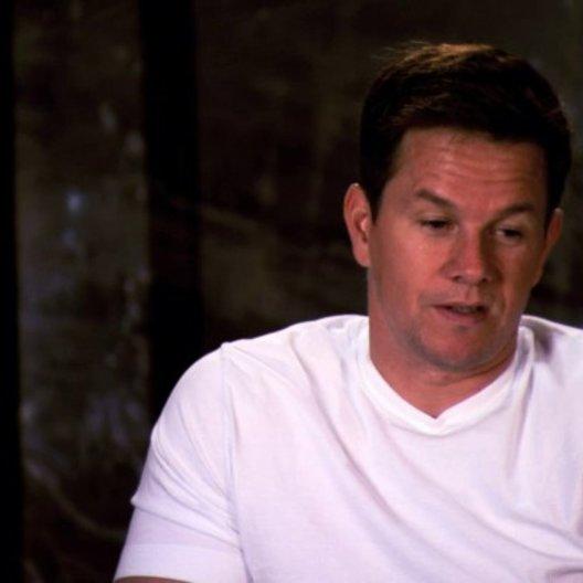 Mark Wahlberg über das was den Zuschauer erwarten darf - OV-Interview Poster