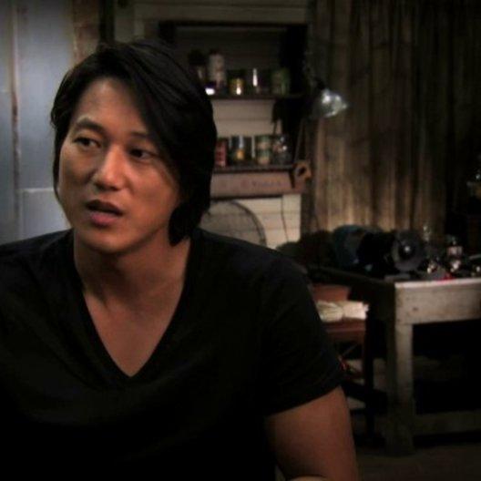 Interview mit Sung Kang - OV-Interview Poster