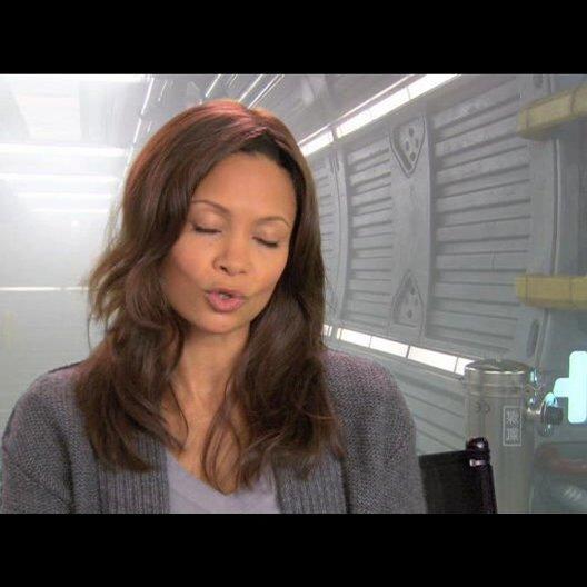 Thandie Newton über die emotionalen Aspekte des Films - OV-Interview Poster