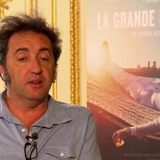 Paolo Sorrentino über Toni Servillo - OV-Interview