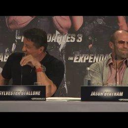 Pressekonferenz (Teil 2)