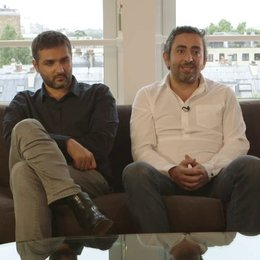 Olivier Nakache & Eric Toledano - Regisseure - über ihre Recherchen zum Film - OV-Interview