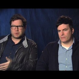 Josh Gordon und Will Speck ueber die Geschichte - OV-Interview