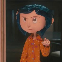 Coraline - Trailer Poster