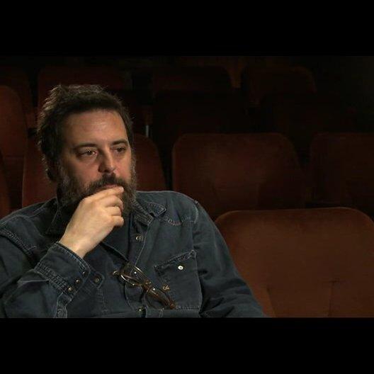 Mark Romanek über die Adaption des Buches - OV-Interview