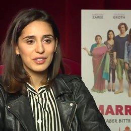 Maryam Zaree über ihre Figur Kissy, über ihre Berührungspunkte mit der indischen Kultur - Interview Poster