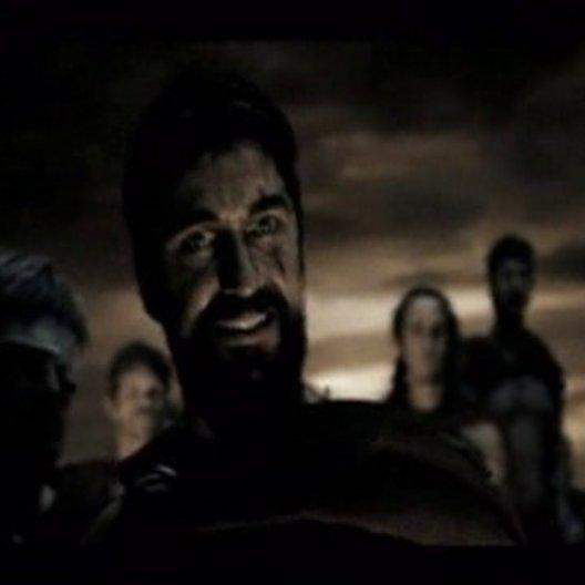"""No Retreat, No Surrender, that is Spartan Law!"" - Szene"
