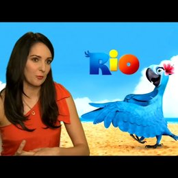 Johanna Klum über ihren ersten Kontakt mit RIO - Interview Poster