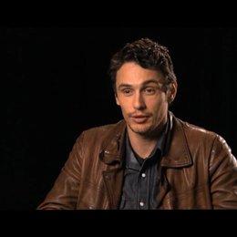 James Franco über sich selbst herauszufordern - OV-Interview