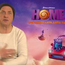 Uwe Ochsenknecht - Captain Smek - darüber warum man sich den Film ansehen sollte - Interview Poster