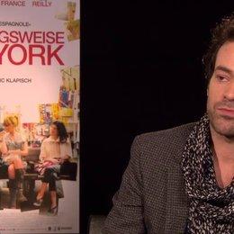 Romain Duris - Xavier Rousseau - über die Besondere Beziehung zu Cedric Klapisch - OV-Interview Poster