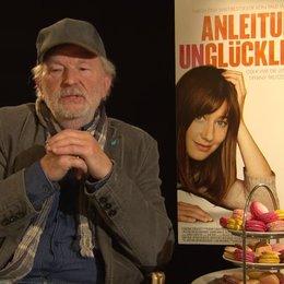 Michael Gwisdek - Paul - über die Arbeit mit Sherry - Interview Poster
