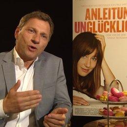 Richy Müller - Hans Luboschinski - draüber was Glück für ihn bedeutet - Interview