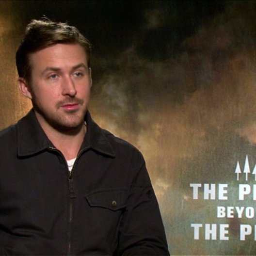 Ryan Gosling - Luke - über die Stunts - OV-Interview