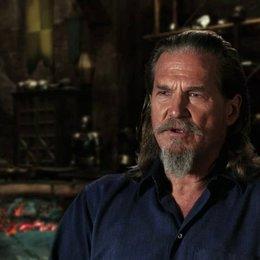 Jeff Bridges über die Rolle Tom Ward - OV-Interview Poster