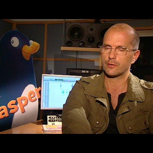 Christoph Maria Herbst über Dr. Blocks Plan - Interview Poster