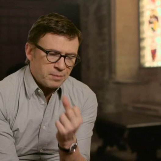 David Nicholls über Thomas Hardy - OV-Interview