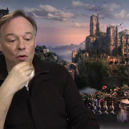 Christophe Gans - Regisseur - über die Arbeit im Studio - OV-Interview Poster