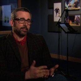 Steve Carell über seinen Blick auf die Geschichte als Vater - OV-Interview Poster