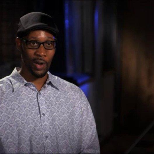 RZA über das Make Up und die Spezialeffekte - OV-Interview