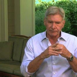 Harrison Ford über die Mission von Oberst Graff - OV-Interview Poster
