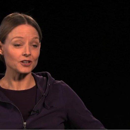 Jodie Foster über die Verfilmbarkeit des Stücks - OV-Interview