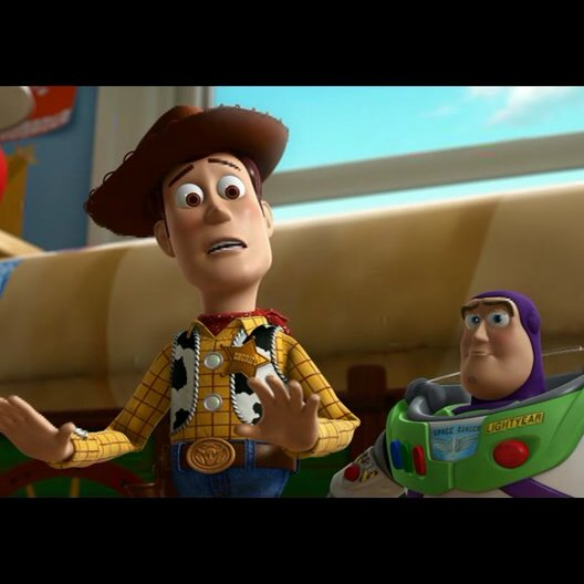 Toy Story 3 3D - Trailer