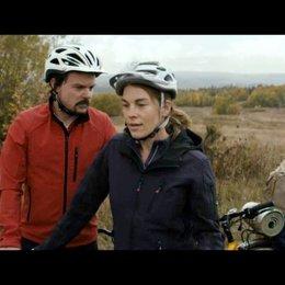 Hannes stürzt vom Fahrrad - Szene
