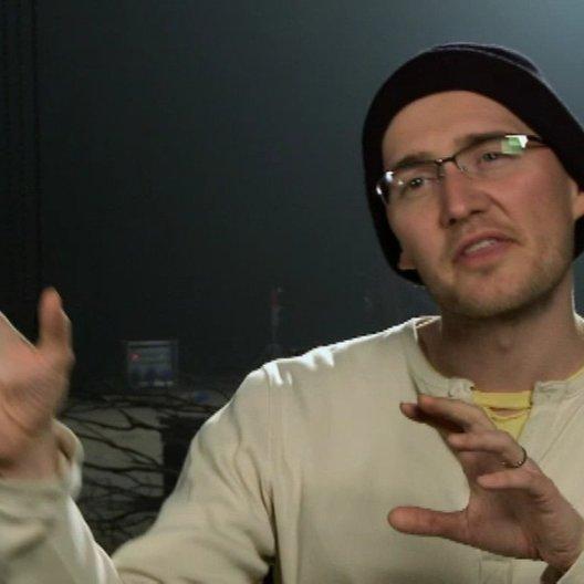 JAMES WATKINS wie man einen Gruselfilm macht - OV-Interview Poster
