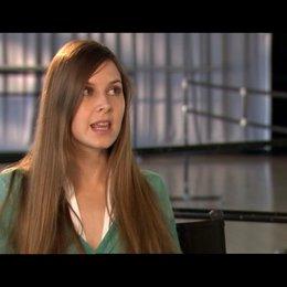 Mary Helen Bowers über Natalies Zielgerichtetheit - OV-Interview
