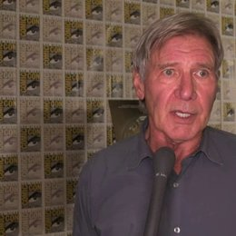 Harrison Ford über das Interesse an seiner Rolle - OV-Interview Poster