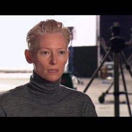 Tilda Swinton über ihre Rolle - OV-Interview
