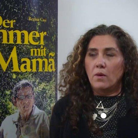 Anna Muylaert über den Anlass des Films - OV-Interview