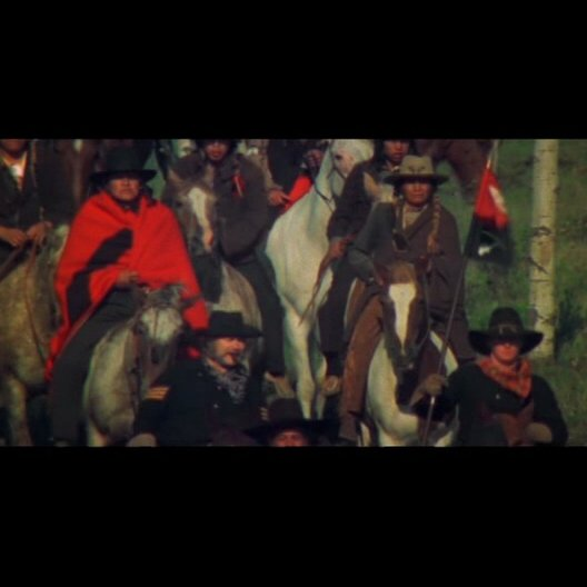 Buffalo Bill und die Indianer - OV-Trailer Poster