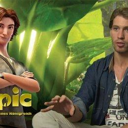 Raul Richter -Nod- über Nod als Leafman - Interview Poster