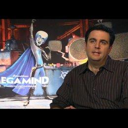 Bastian Pastewka (deutsche Stimme Megamind) über die Beziehung zwischen Megamind und Metroman und deren finalen Kampf - Interview