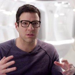 Zachary Quinto - Spock - über die Zusammenarbeit mit Zoe Saldana - OV-Interview